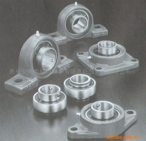 NSK轴承-带座外球面轴承